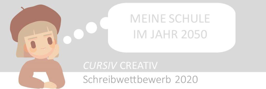 CURSIVkreativ – Schreibwettbewerb 2020